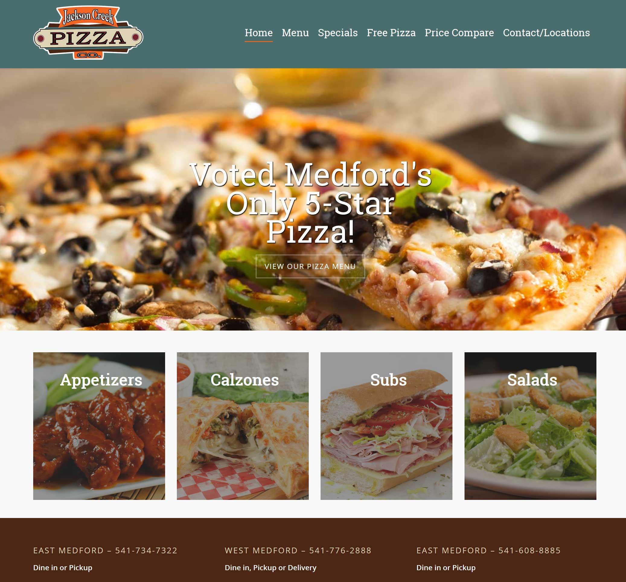 Web Design Portfolio • Creative Marketing & Design